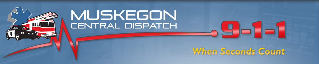 Muskegon Central Dispatch 9-1-1